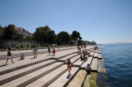 Órgano Marino de Zadar 460x305 Monumentos musicales