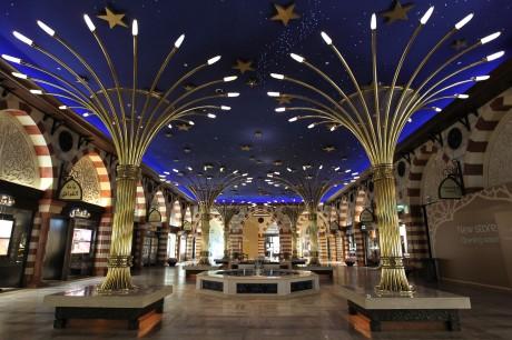 1 460x306 El Dubai Mall, el centro comercial más grande del mundo