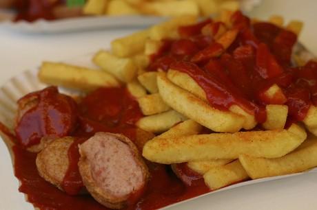 105855303 e70cf7da03 460x306 Currywurst, plato típico de Berlín