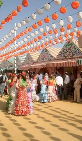 351px SevillaFeriaDeAbril10 269x460 La Feria de Abril de Sevilla
