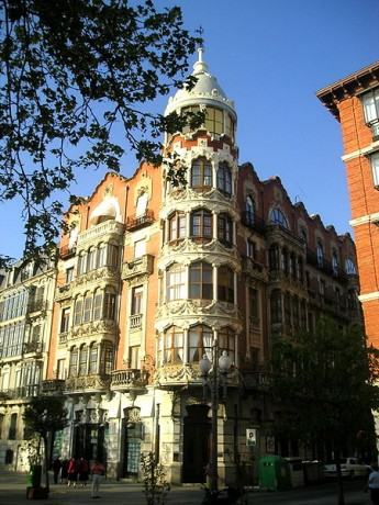 450PX 1 345x460 La Casa del Príncipe, un ejemplo de arquitectura burguesa