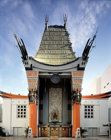 475px Graumans Chinese Theatre by Carol Highsmith fixed  straightened 364x460 Las huellas del Graumans Chinese Theatre