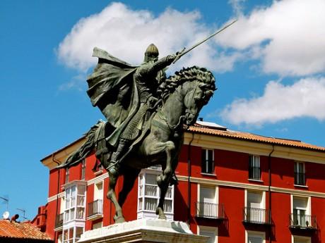 6076288410 1f4f548127 460x345 El Cid Campeador de Burgos