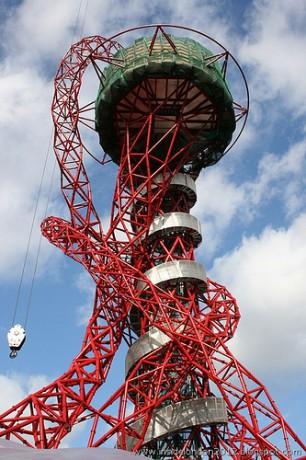 6916705555 aac24e53f8 306x460 ArcelorMittal Orbit, el nuevo símbolo de Londres