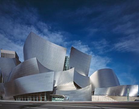 767px Disney Concert Hall by Carol Highsmith 460x359 Walt Disney Music Hall, en Los Ángeles