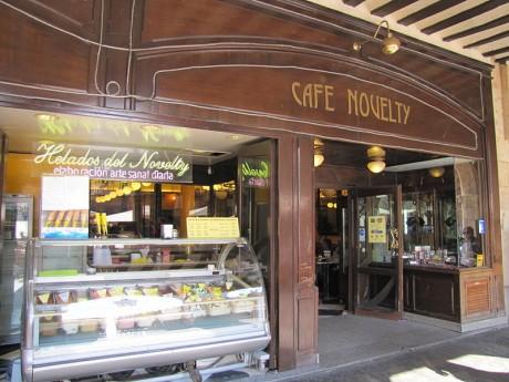 800PX 21 460x345 El Café Novelty, pasado y presente de Salamanca