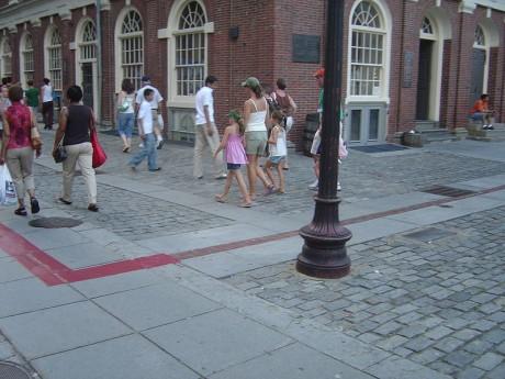 800px 2006Boston066 460x345 El Freedom Trail, la mejor manera de conocer Boston