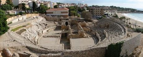 800px Amphitheatre of Tarragona 02 460x185 El Anfiteatro Romano de Tarraco