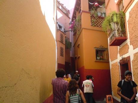 800px Callejon del beso 460x345 El callejón del Beso