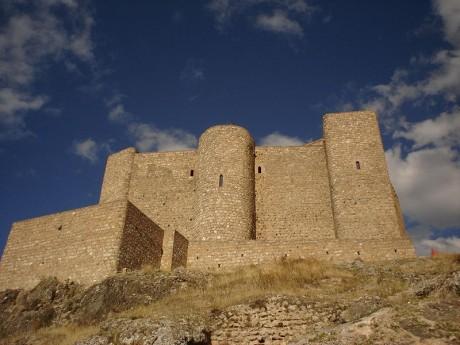 800px Castillo de Segura de la Sierra 460x345 Castillo de Segura de la Sierra