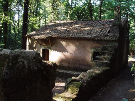 800px Ermita de Buçaco 460x345 El exótico bosque de Bussaco
