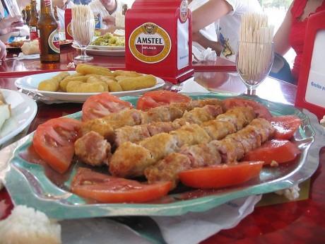 800px Flamenquines 460x345 Gastronomía atípica