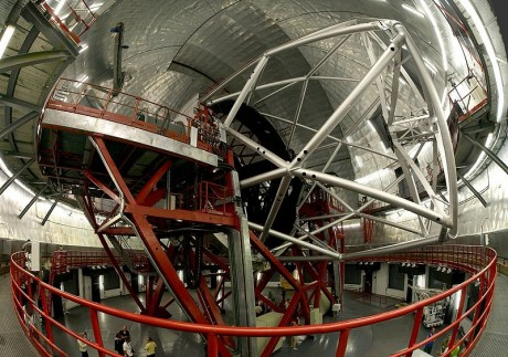 800px GranTeCan Mosaic 460x323 El mayor telescopio óptico del mundo