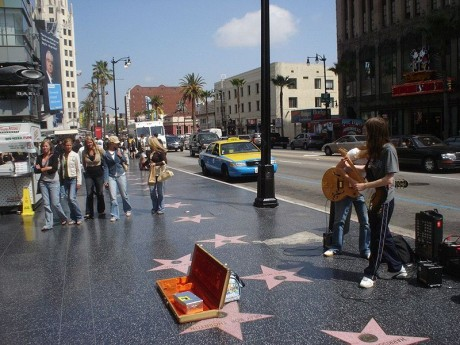 800px Hollywood Walk of Fame 460x345 Paseo de la Fama de Hollywood