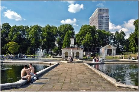 800px Hyde Park PA2 460x307 Hyde Park, en Londres