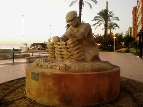 800px Monumento Espetero 460x345 La exquisita espetada malagueña