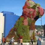 800px Monumnentofloraldelmuseoguggenheim 150x150 Museo Guggenheim, desbordando belleza