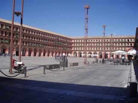 800px Plaza de la corredera 460x345 La Plaza de la Corredera, única en Andalucía