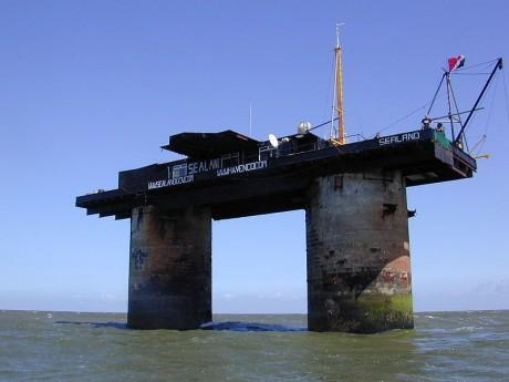 800px Sealand 460x345 Sealand, un microestado en el mar