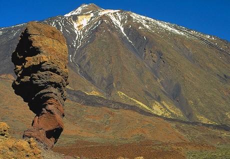800px Teide2007 460x318 La vista más alta en España, desde el Teide