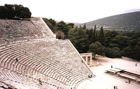 800px ThéatreEpidaure 460x294 El teatro de Epidauro y su maravillosa acústica