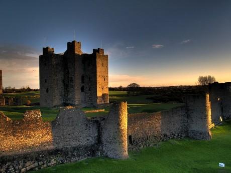 800px Trim Castle 6 460x345 El castillo de Trim, el más grande de Irlanda