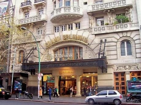 800px Yenny Ateneo Grand Splendid 460x344 El Ateneo Grand Splendid, la segunda librería más bella del mundo