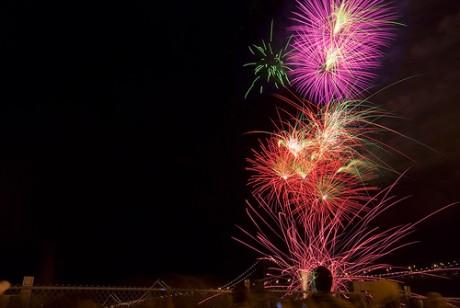 Año Nuevo 460x308 Año Nuevo alrededor del mundo