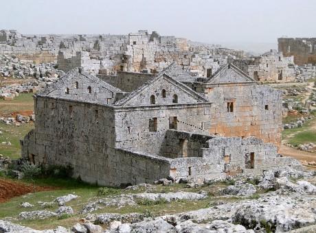 Aldeas del norte de Siria 460x340 Las antiguas aldeas del norte de Siria