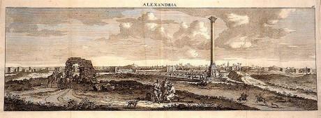 Alejandría 1 460x169 Alejandría, el faro de la Antigüedad
