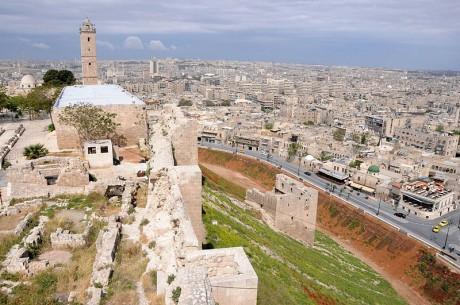 Alepo 460x305 Alepo, la joya de las ciudades de Siria