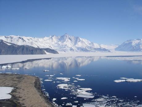 Antártida 460x345 Se cumplen 100 años de la llegada al Polo Sur