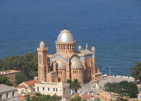 Argel Nuestra Señora de África 460x329 Argel, la ciudad de variados aromas