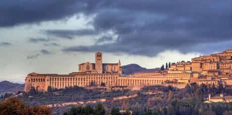 Asís 460x229 Asís, el corazón espiritual de Italia
