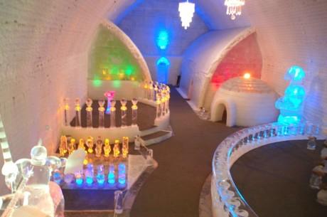 Aurora Ice Museum 460x305 Aurora Ice Museum, un museo que te dejará helado