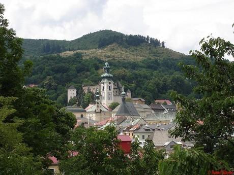 Banska Stiavnica 460x345 Banská Štiavnica, un paisaje eslovaco de ensueño