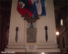 Basílica del Pilar bombas2 La Basílica del Pilar