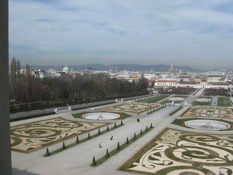 Belvedere de Viena 460x345 El Belvedere de Viena, un palacio para la ostentación