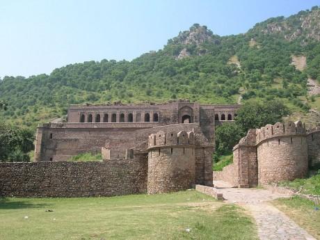 Bhangarh 460x345 Bhangarh, la ciudad maldita de Rajastán
