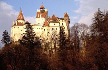 Bran Castle El Castillo del Conde Drácula