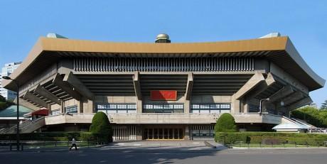 Budokan 460x231 El Budokan, el gran estadio de Tokio