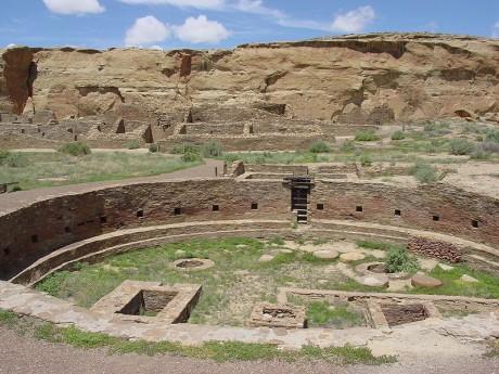 Cañón del Chaco 460x345 El Cañón del Chaco, unas ruinas muy bien resguardadas