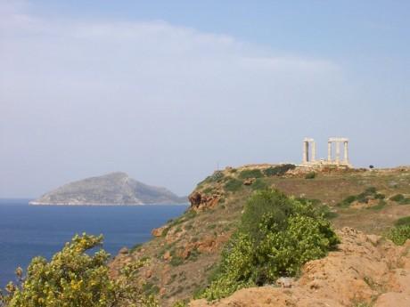 Cabo Sunión 460x345 El Cabo Sunión, un lugar de historia y leyendas