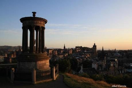 Calton Hill 460x307 Las mejores vistas de Edimburgo
