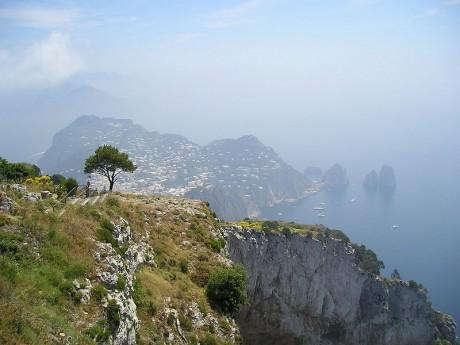 Capri 460x345 Capri, una pequeña joya en el mar de Italia