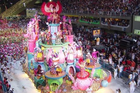 Carnaval de Rio 460x305 Los Carnavales más famosos