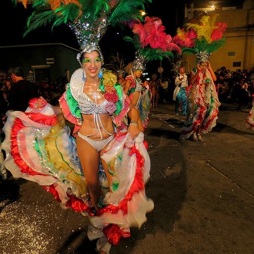 Carnaval1 El Carnaval de Montevideo, el más largo del mundo