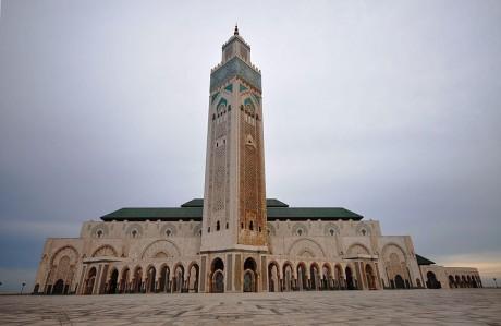 Casablanca mezquita de Hassan II 460x299 Casablanca, una ciudad de película para conocer