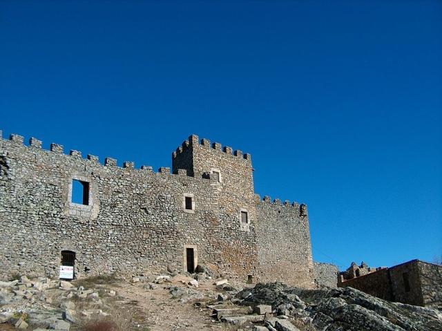 Castillo de Montanchez La ruta de la torta del casar