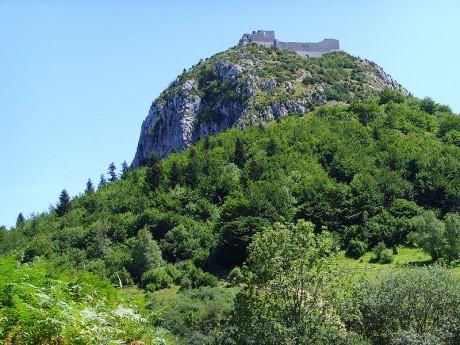 Castillo de Montségur 460x345 El (casi) inexpugnable castillo de Montségur